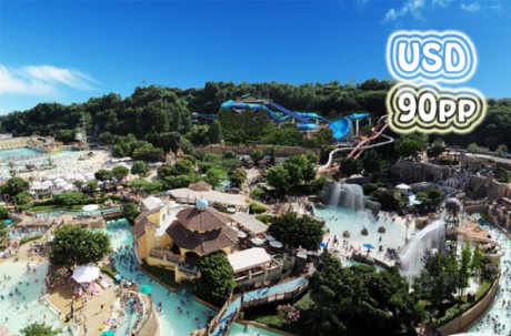 Caribbean Bay Water park Tour / USD 90 – Seoul