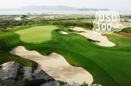 Golf Tour (Sky72 C.C) / USD 350