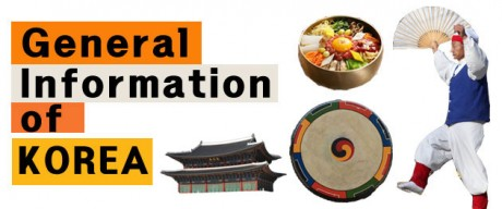 #Info_General information about Korea