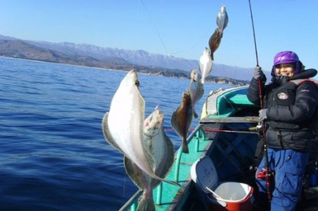 Sea Fishing Tour (Incheon) / KWN 95,000