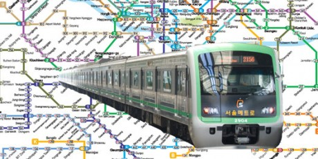 #Info_Seoul Subway Map