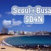 Seoul+Busan 5D4N Tour package(No Shopping)