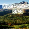 Gangwon+ Seoul 5D4N Tour package(No Shopping)