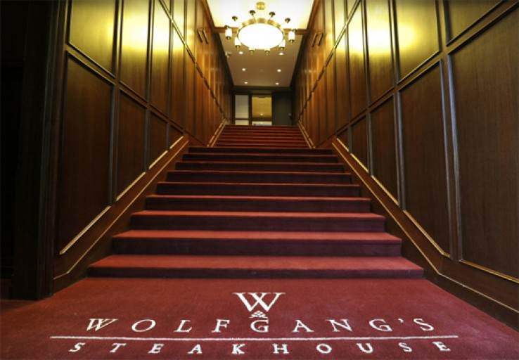 #Food_Wolfgang's Steakhouse