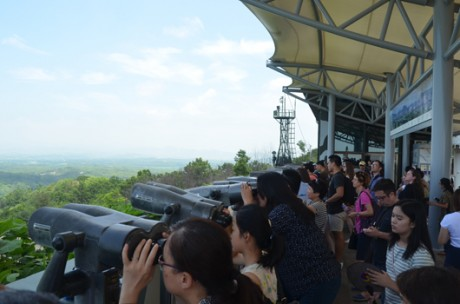 DMZ Tour (The 3rd Tunnel, Dorasan Observatory) / USD 55 – Pyeongtaek