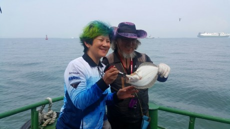 Fishing Tour (Incheon) Ticket / USD 75