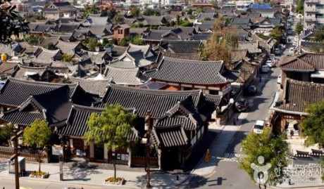 Jeonju Hanok Village Bus Tour (Every Sat) / USD 30