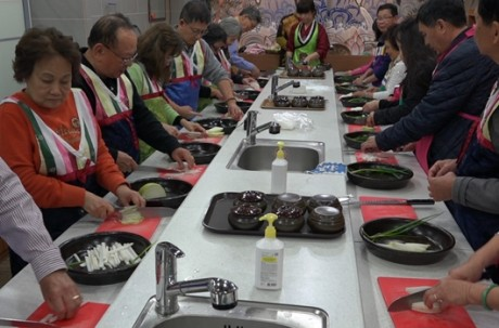 Kimchi Cooking Class (Myeong-dong) Ticket / USD 30