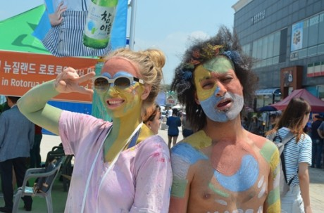 Boryeong Mud Festival (July. 19 ~ July. 28) / USD 65
