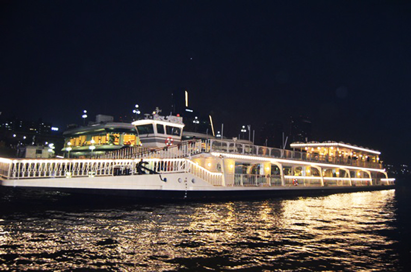 PACKAGE KOREA  Hangang River Cruise
