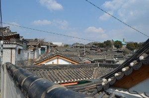 Bukchon Village (1)