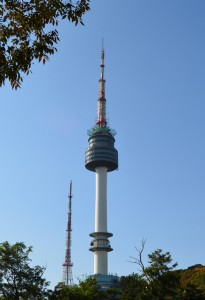 Nseoul Tower (1)